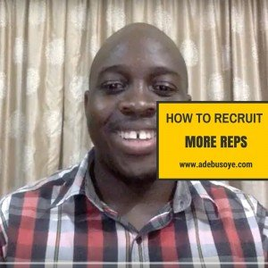Network Marketing Tips- How To Recruit More Reps