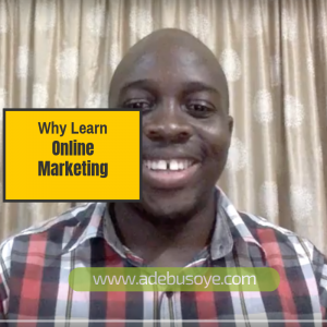 MLM Tips-Why Learn Online Marketing