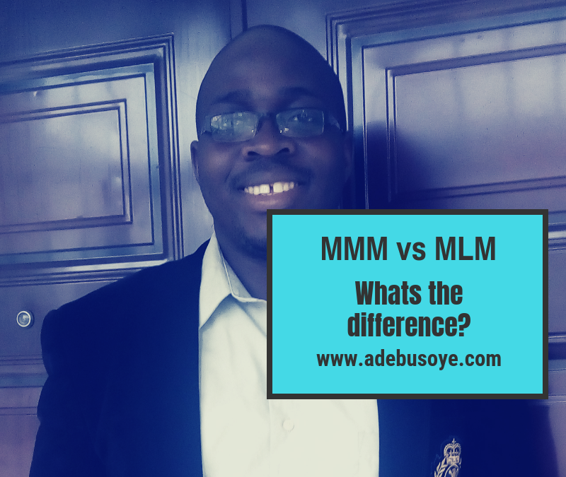 MMM vs MLM- Whats The Difference?
