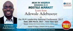 MLM In Nigeria: Winning In A Hostile Environment