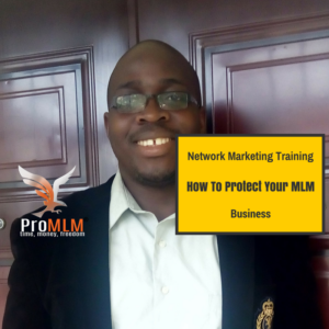 Network Marketing Training- How To Protect Your MLM Business