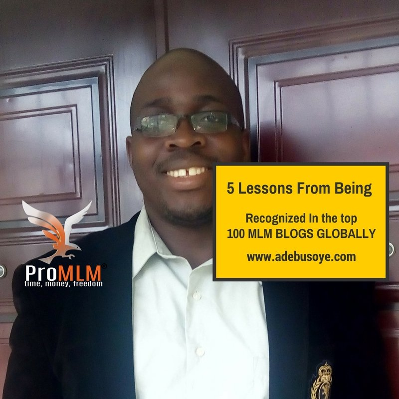5 lessons from top 100 mlm blogs