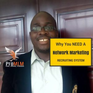 Why You Network Marketing Recruiting System
