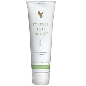 12 top forever living products-aloe scrub