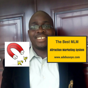 Best MLM Attraction Marketing System