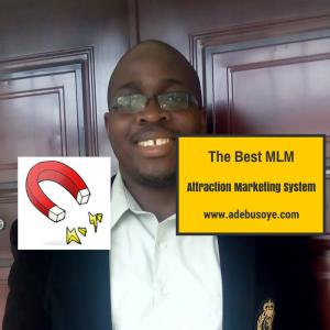 Best MLM Attraction Marketing System