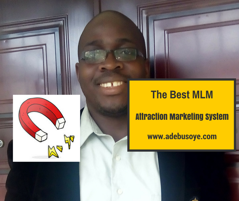 The Best MLM Attraction Marketing System