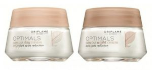 top 10 oriflame products optimals day and night cream