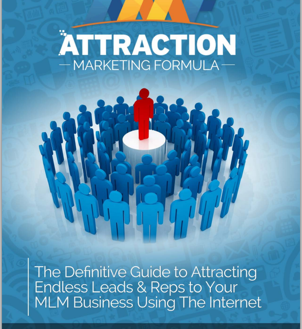 Attraction Marketing Formula Review (AMF) 2021