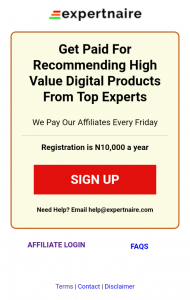 affiliate marketing in nigeria-expertnaire